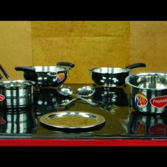 3 Ply Healthy Intelligent Cookware Set - Rs 1600