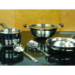 7 Pcs Economic  Kitchen Cooking Set - Rs 1095