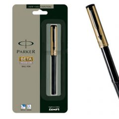 PARKER - Beta Premium Gold Ball Pen
