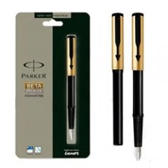 PARKER - Beta Premium Gold Fountain Pen